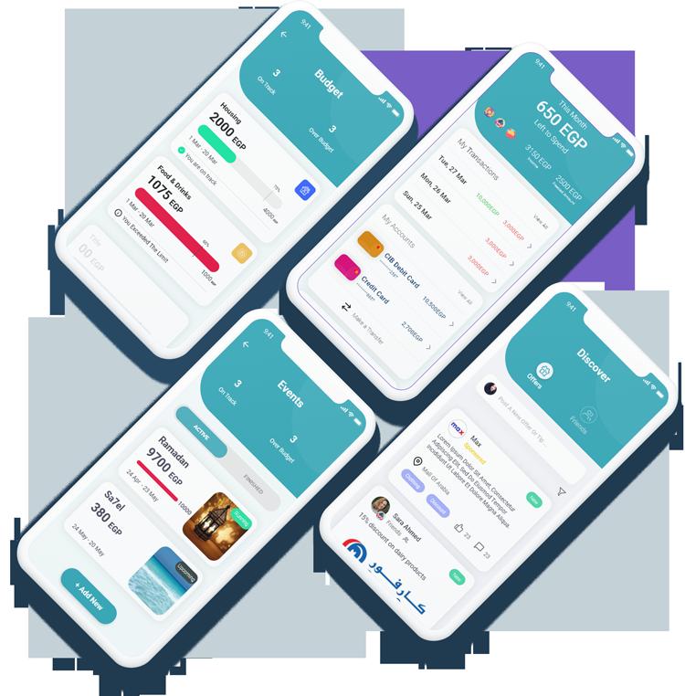 KACHING App money management